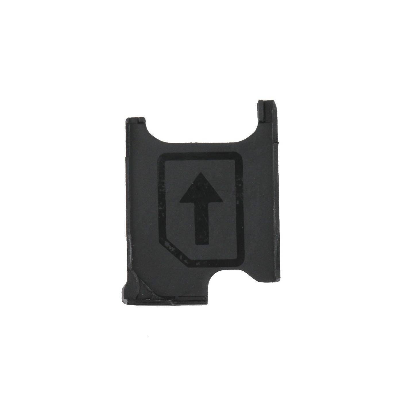 Porta scheda sim per Sony Xperia Z1 L39h slot carrello slitta
