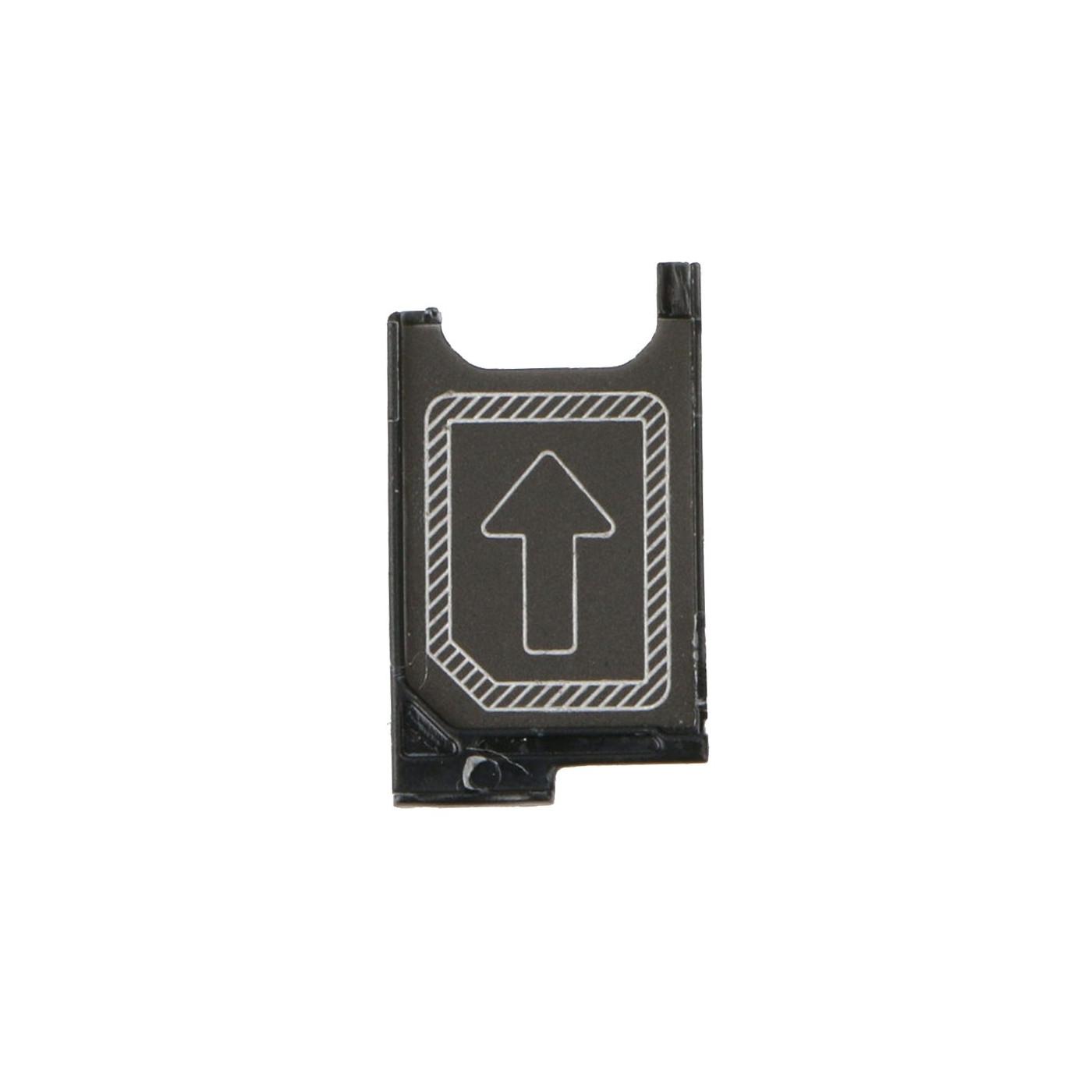 Soporte de tarjeta SIM para ranura de carro de trineo Sony Xperia Z3