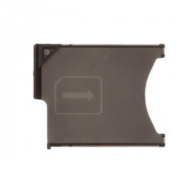 Porta sim card for Sony Xperia Z L36h C6603 cart slot slide