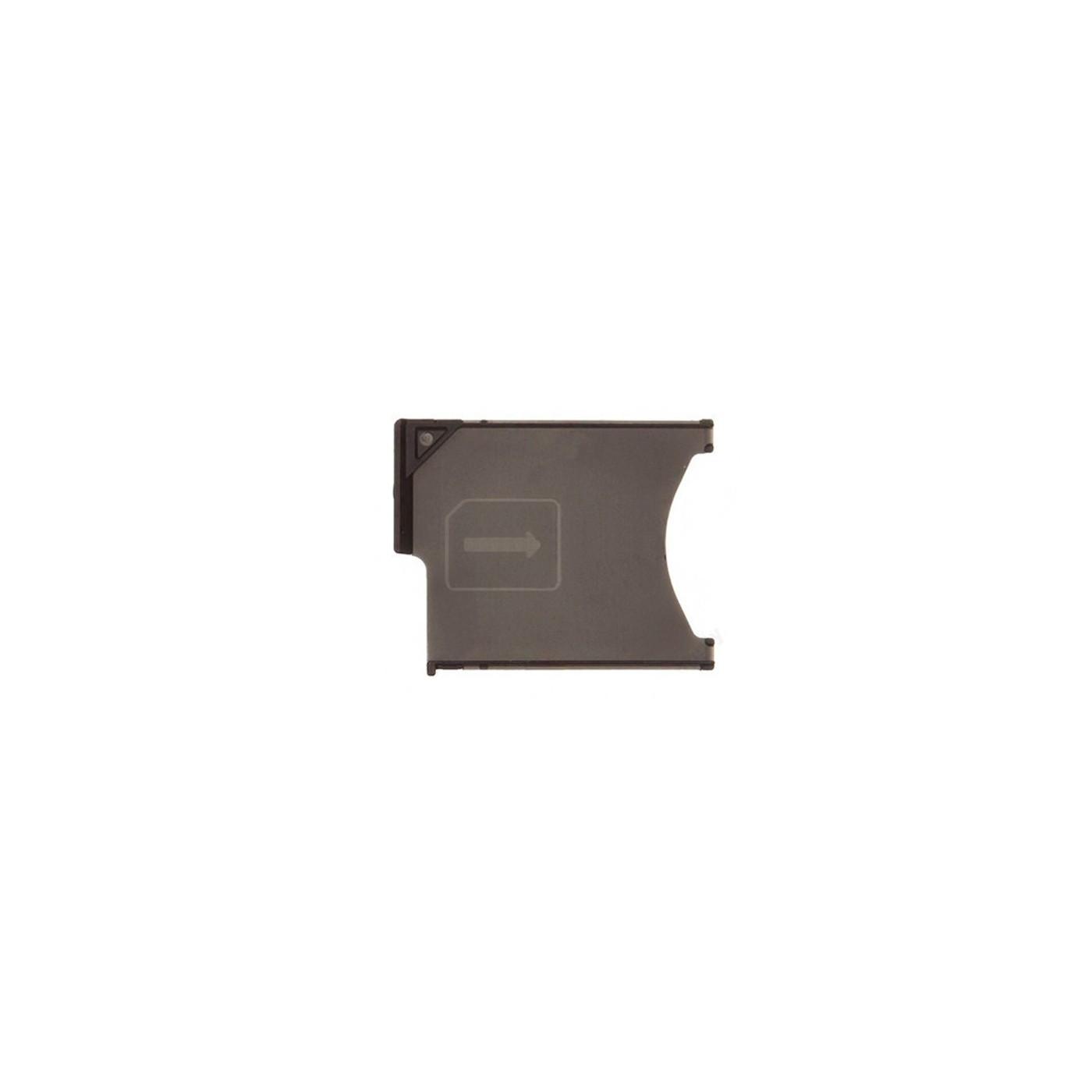Soporte para tarjeta SIM para Sony Xperia Z C6603 L36h trolley para trineo