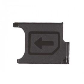 Porta sim card for Sony Xperia Z2 - L50W cart slot slide
