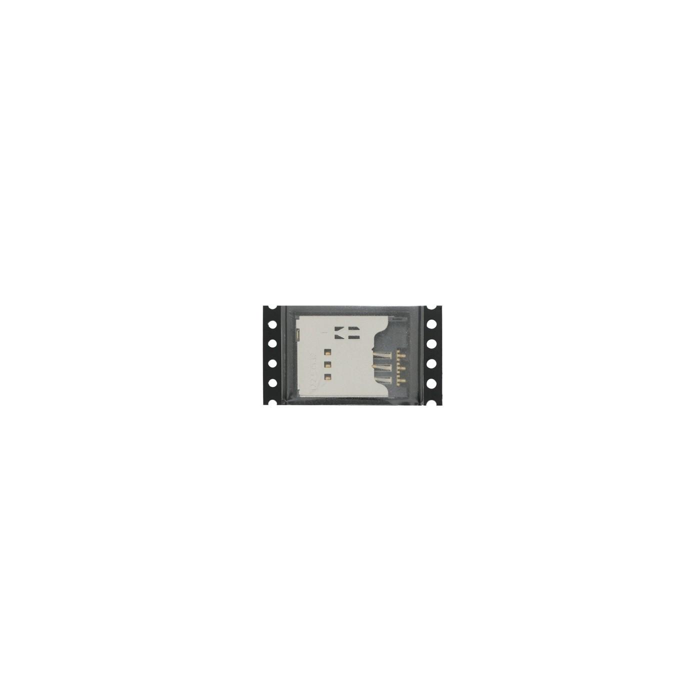 Lettore scheda sim card slot per Sony Xperia Ray ST18i contatti