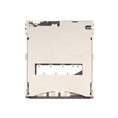 Ranura para tarjeta SIM de lector de tarjetas para Sony Xperia Z - LT36h - L36h