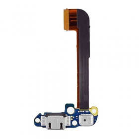 Flat flex charging connector for charging dock HTC One M7 801