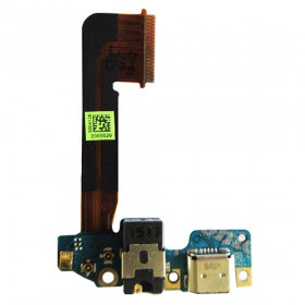 Flat flex charging connector for charging dock HTC One M9 jack cuffia