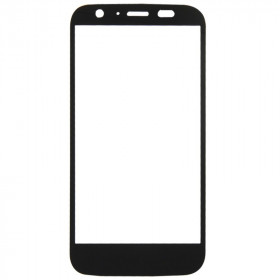 Glass slide Motorola Moto G XT1032 black front touch screen