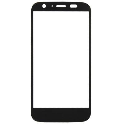 Vetro vetrino Motorola Moto G XT1032 nero frontale schermo touch screen