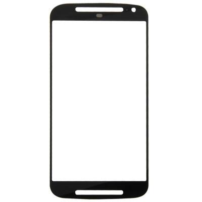 Vetro Touch Screen Per Motorola Moto G 2Nd Gen Xt1063 Nero
