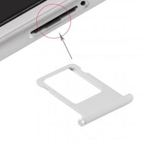 Porta scheda sim per iPhone 6s Plus silver carrello slitta