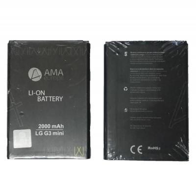 Batteria Ama Per Lg G3 Mini - G3 S - G3 Beat 2000 Mah Li-Ion Alta Qualita