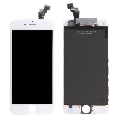 Pantalla Lcd + Táctil Para Apple Iphone 6 Original Tianma Blanco