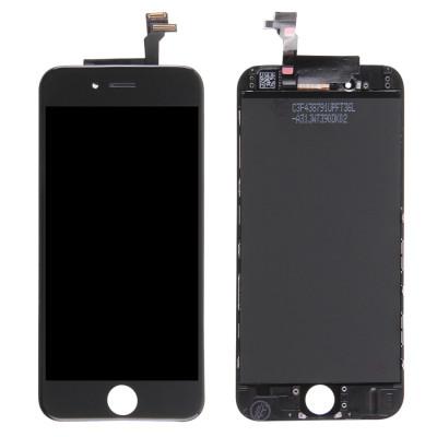 Display Lcd + Touch Screen Per Apple Iphone 6 Nero Schermo Originale Tianma