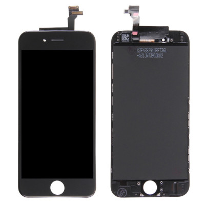 TOUCH GLASS LCD DISPLAY for Apple iPhone 6 BLACK TIANMA ORIGINAL SCREEN