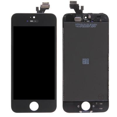 Afficheur Lcd + Ecran Tactile Pour Apple Iphone 5 Noir Original Tianma