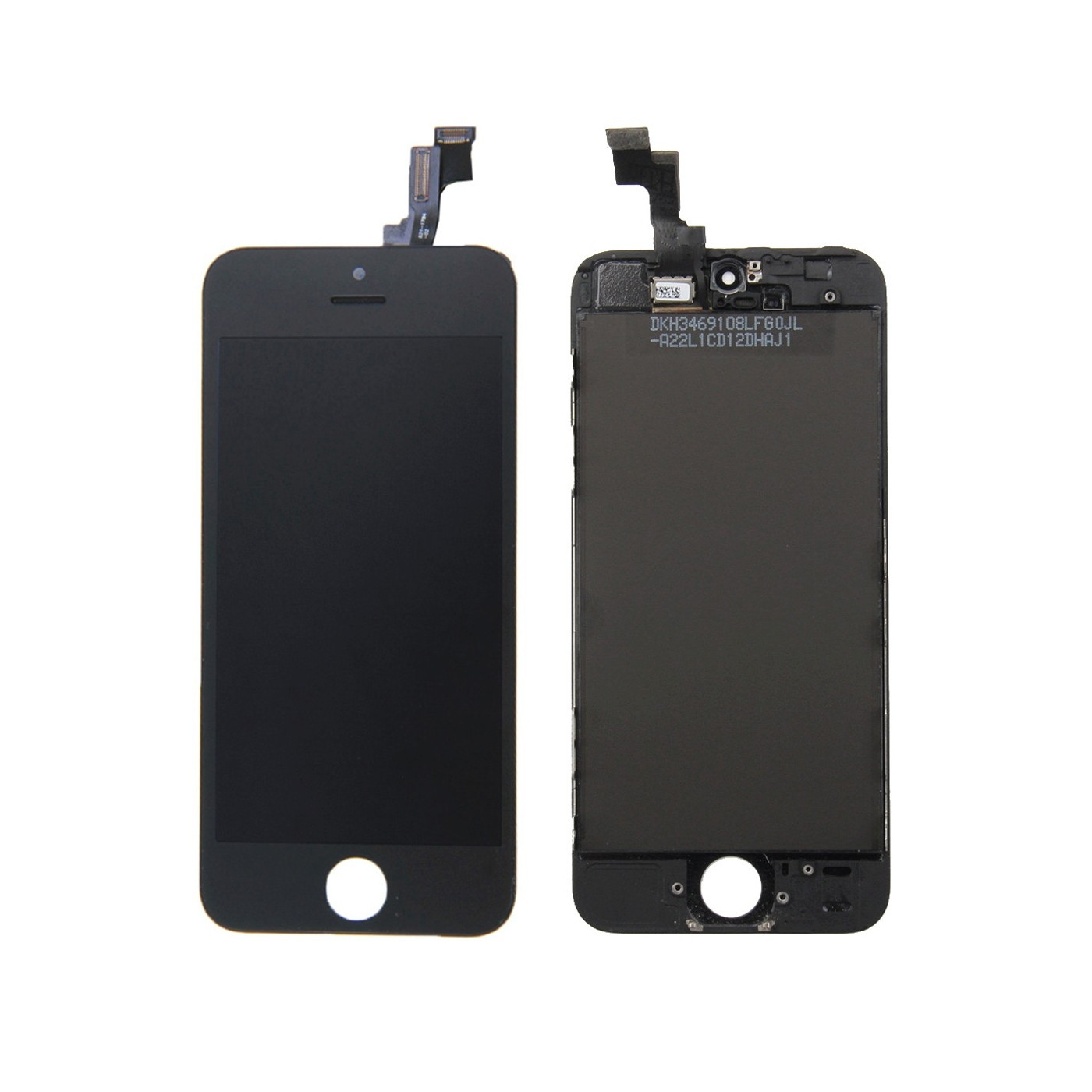 Pantalla táctil + LCD Retina Display + Frame para Apple iPhone 5S Black Screen Glass