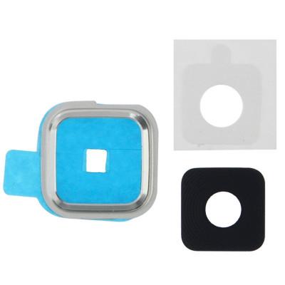 Lente Fotocamera Camera Lens + Frame Per Samsung Galaxy S5 G900