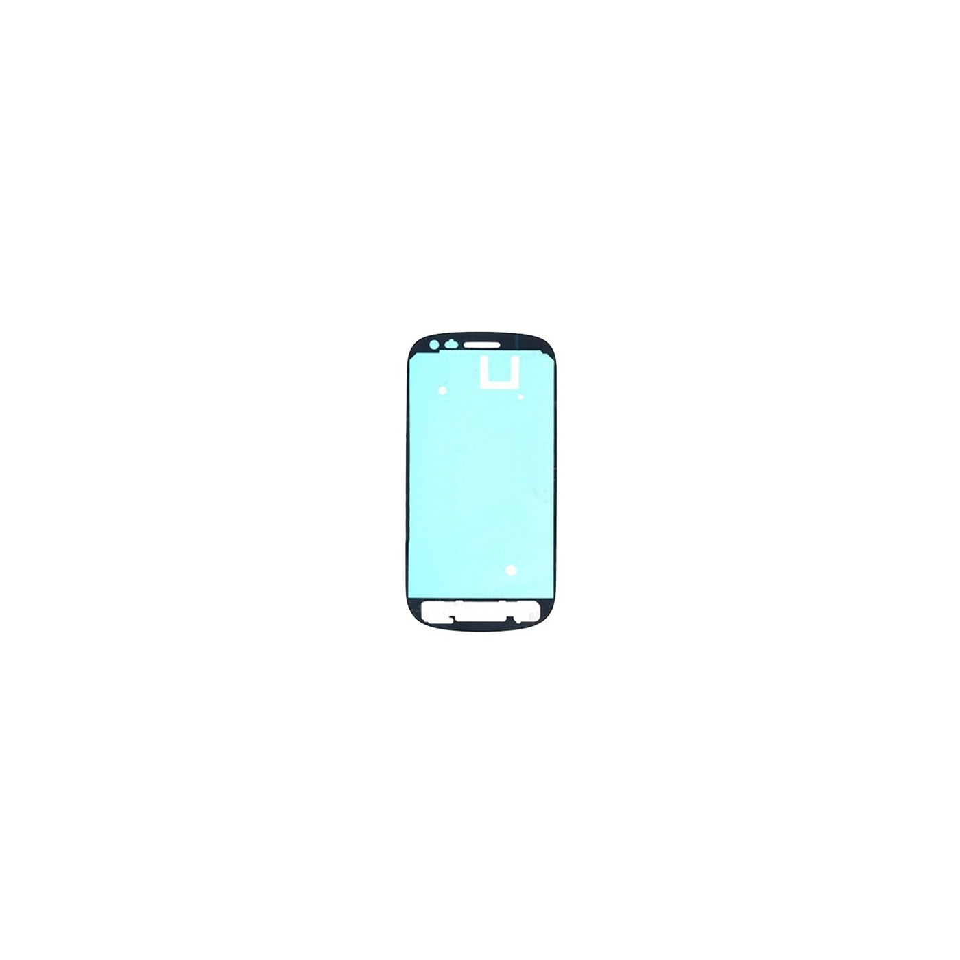 Double Sided Glass Galaxy S3 mini i8190 touch screen display sticker