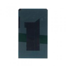 Adhesive back lcd Galaxy S3 mini i8190 sticker rear frame back