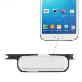 Bouton de menu d'accueil blanc central pour Samsung Galaxy Mega 6.3 i9200