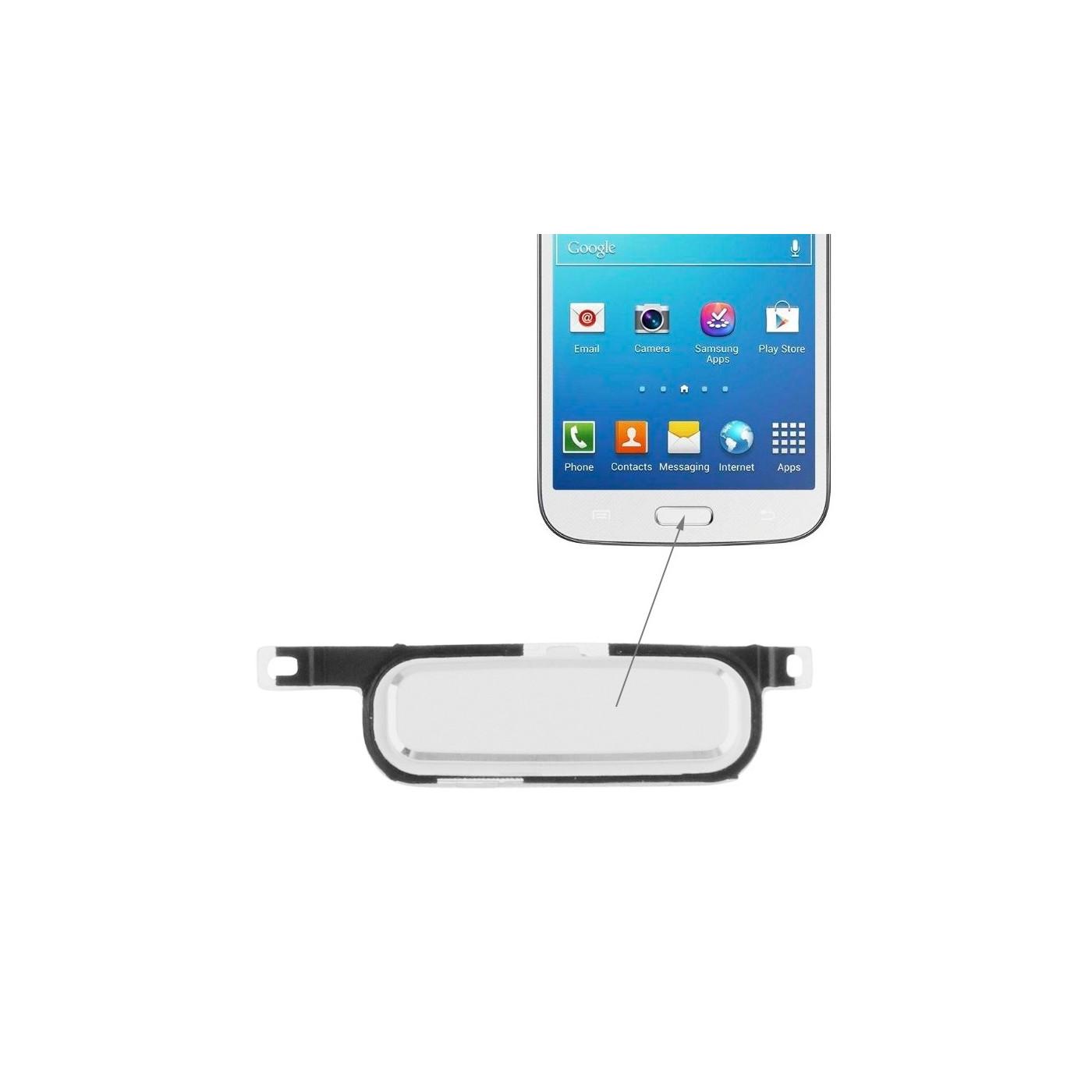 Zentrale weiße Home-Menü-Taste für Samsung Galaxy Mega 6.3 i9200