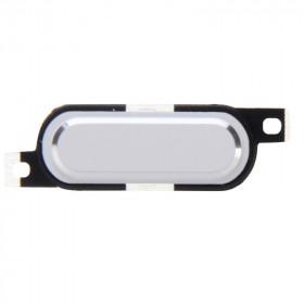 Botón de menú principal central blanco para Samsung Galaxy Note 3 Neo N7505