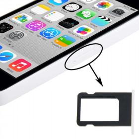 porta sim scheda apple iphone 5c bianco slot slitta carrello vassoio ricambio
