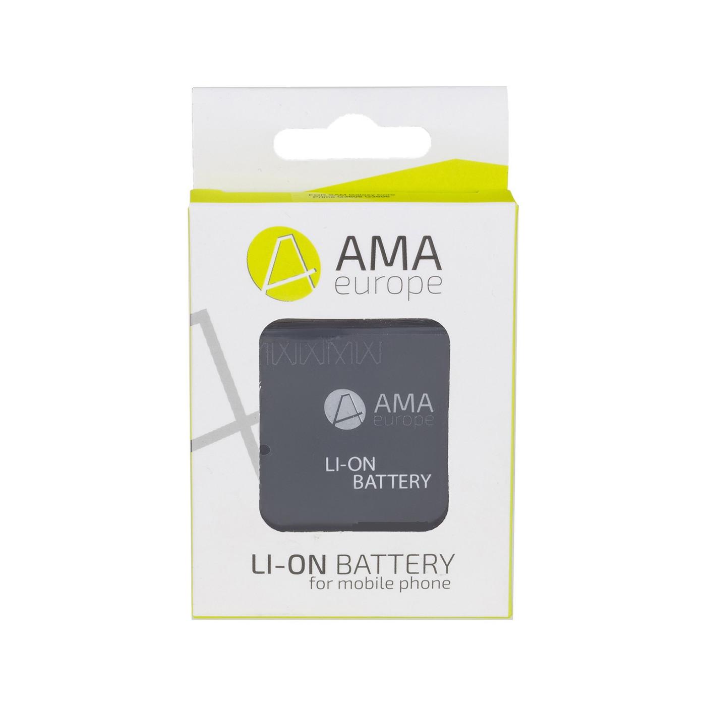 Battery AMA for SAMSUNG GALAXY S (I9000) 1900 mAh high quality