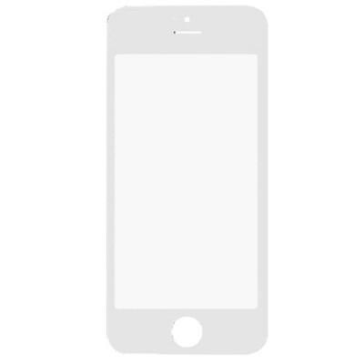 Cristal Táctil Frontal Para Iphone 5 - 5S - 5C Blanco
