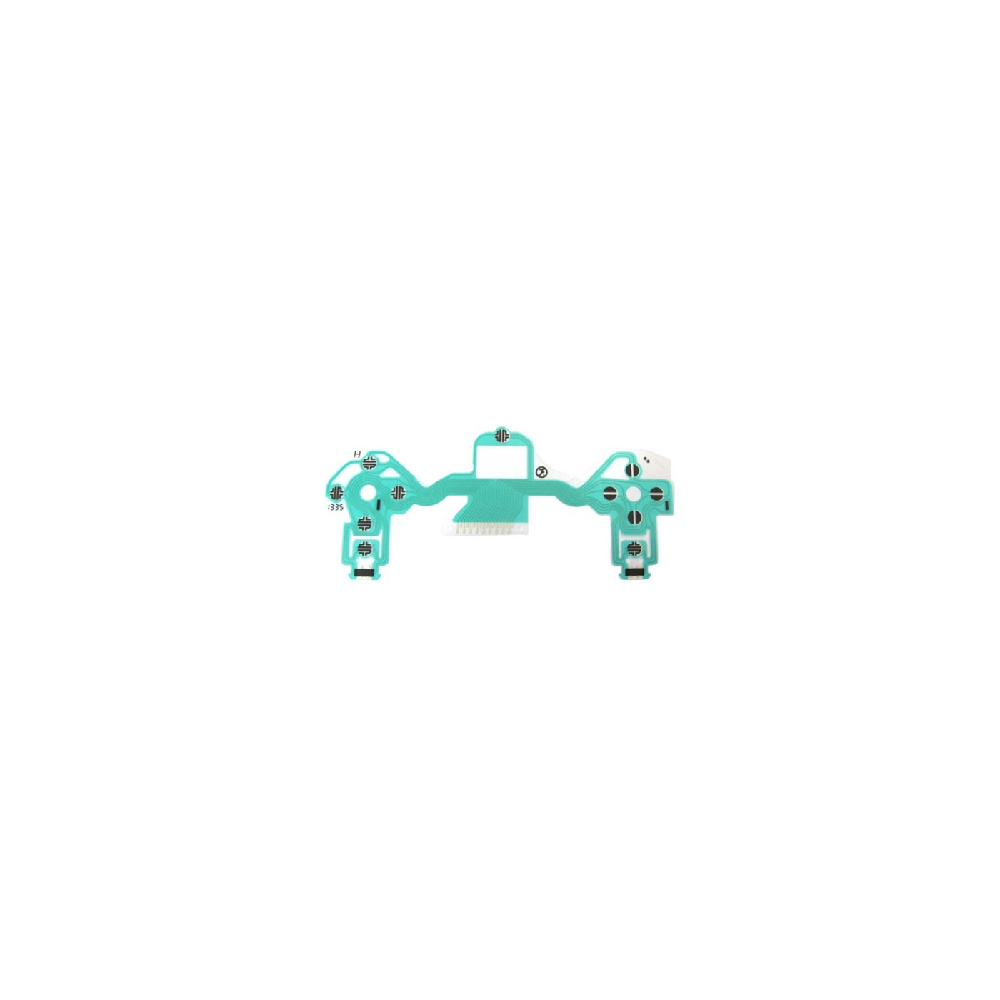 FLAT BUTTONS BUTTONS INTERNAL PARTS CONTROLLER SONY PLAYSTATION PS4 JOYPAD