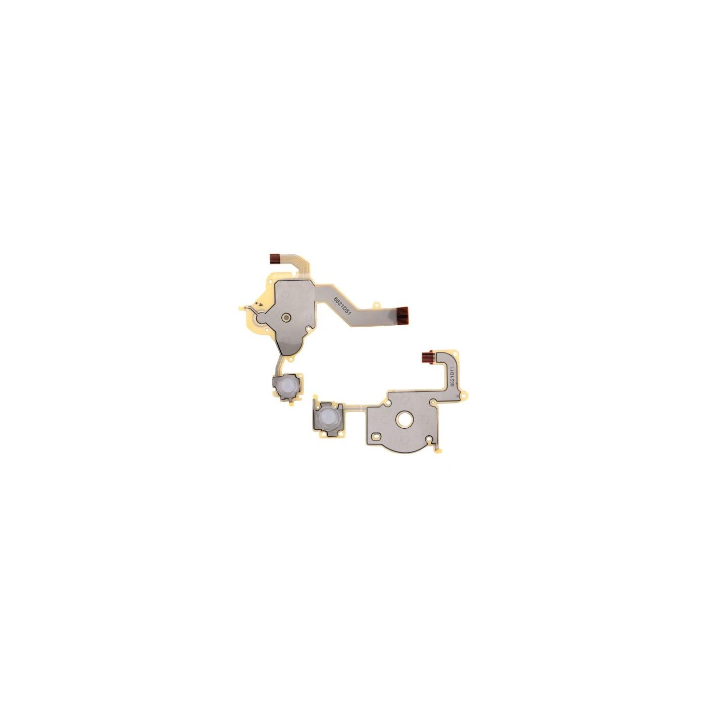 BOUTONS PUSH INTERNE PLATS SONY PSP 3000 3004 PCB DIRECTIONNEL GAUCHE DROIT