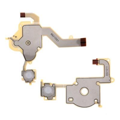 Cavo Flat Pulsanti Interni Per Sony Psp 3000 3004 Sinistra Destra Pcb Direzionali