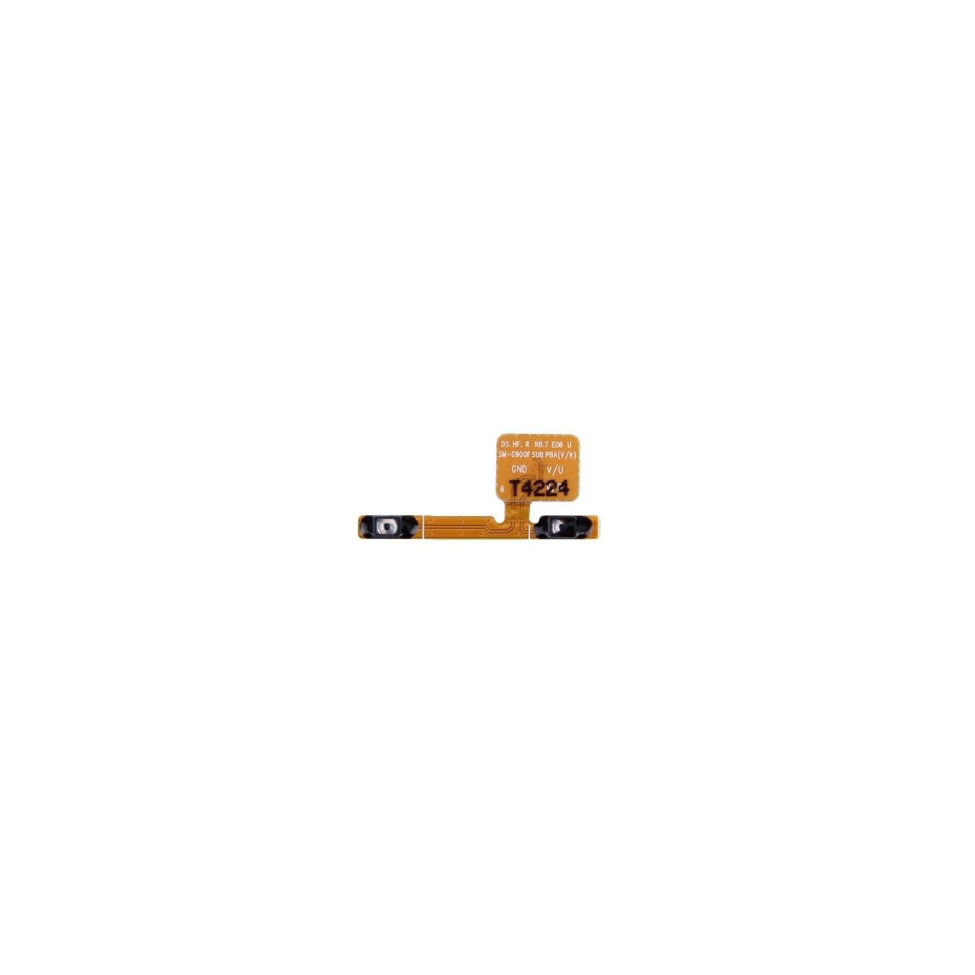 side volume keys for samsung galaxy S5 G900 flat flex