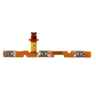Interruptor de encendido para Huawei P8 Lite flex plano