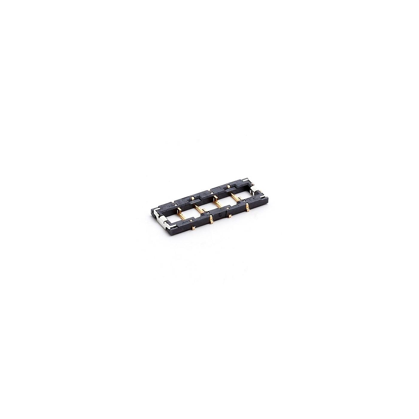 Batterieanschluss Iphone 5 geschweißt Batterieanschlusskontakte
