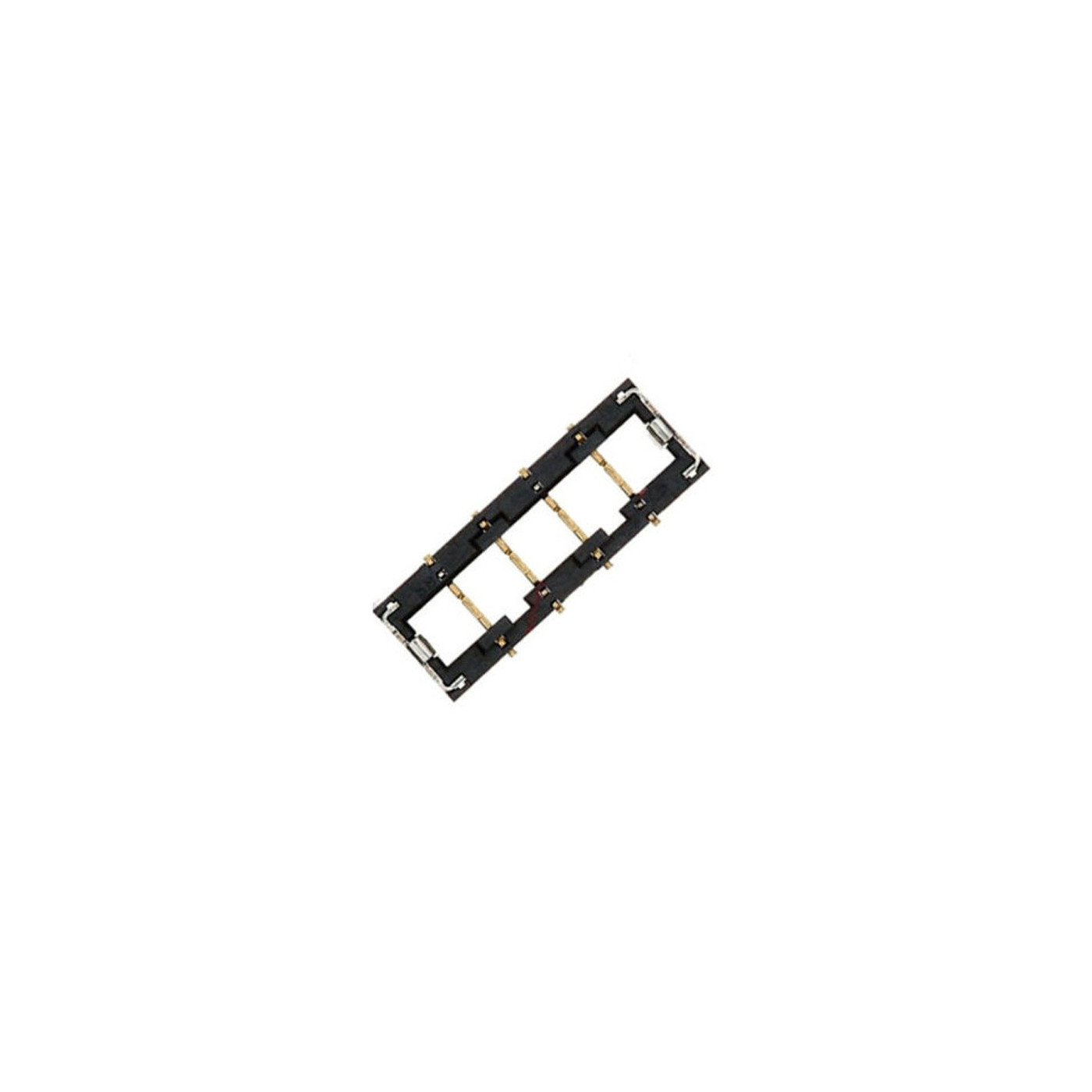 Battery Connector Iphone 5S - 5E welded Battery Connector Contacts