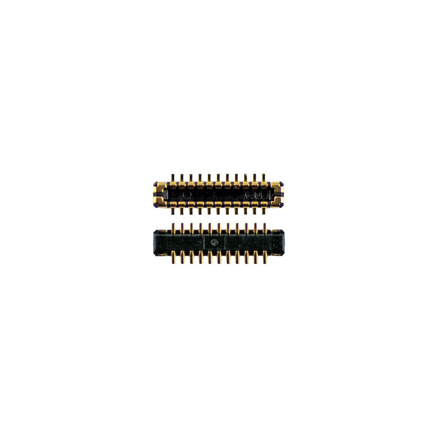LCD FPC connector for iPhone 5S -5E screen dispaly to be welded