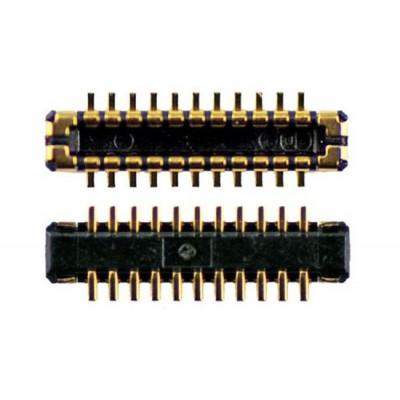 FPC LCD-Anschluss für iPhone 5S -5E Bildschirm zu schweißen