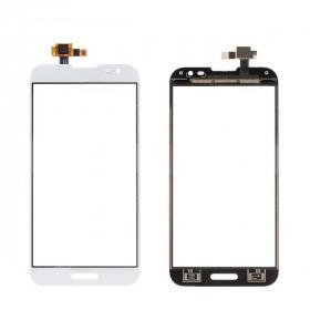 Numériseur à écran tactile en verre pour LG optimusg PRO e980 f240 blanc sans écran LCD