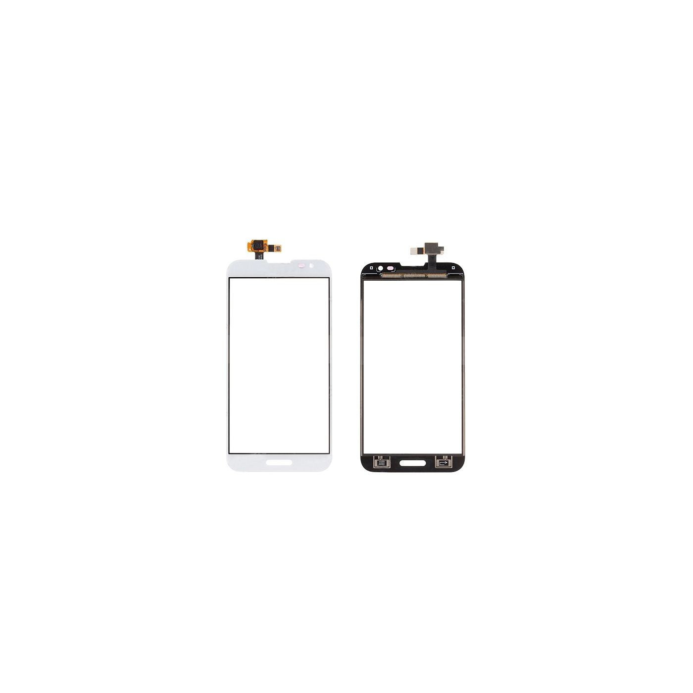 Vetro digitizer touch screen per LG optimusg PRO e980 f240 bianco no lcd display