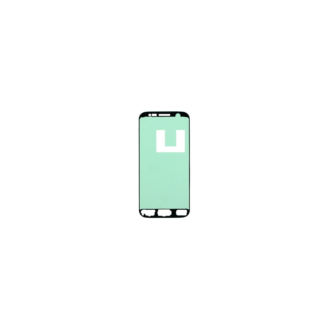 Écran autocollant en verre adhésif pour Samsung Galaxy S7 G930F