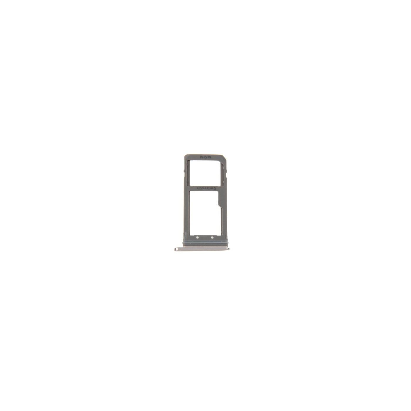 Micro SD Kartenhalter Rose Gold Samsung Galaxy S7 Rand / G935F Ersatz