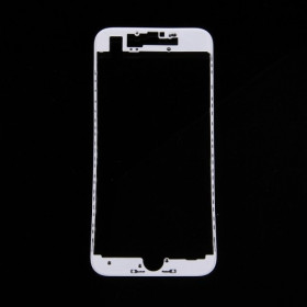 Cornice digitizer frame LCD per iphone 7 bianco