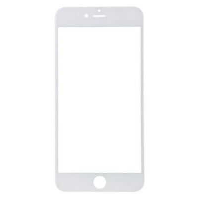 Vetro vetrino frontale per apple iphone 7 PLUS Bianco touch screen
