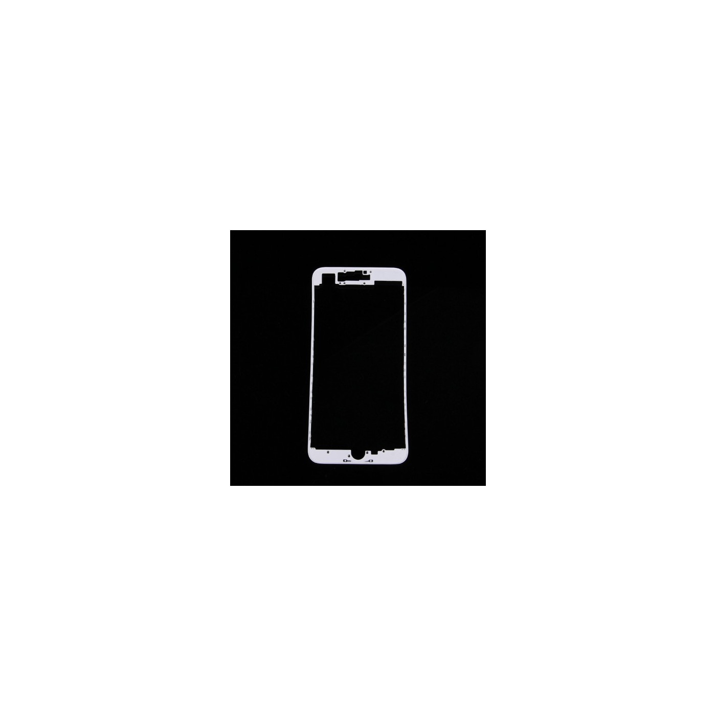 Frame digitizer LCD frame for iphone 7 PLUS White