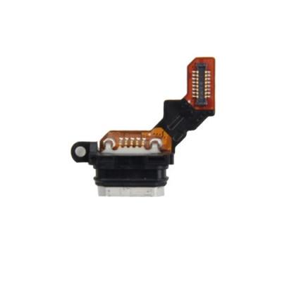 Connecteur de charge plat et flexible pour station d'accueil Sony Xperia M4 Aqua