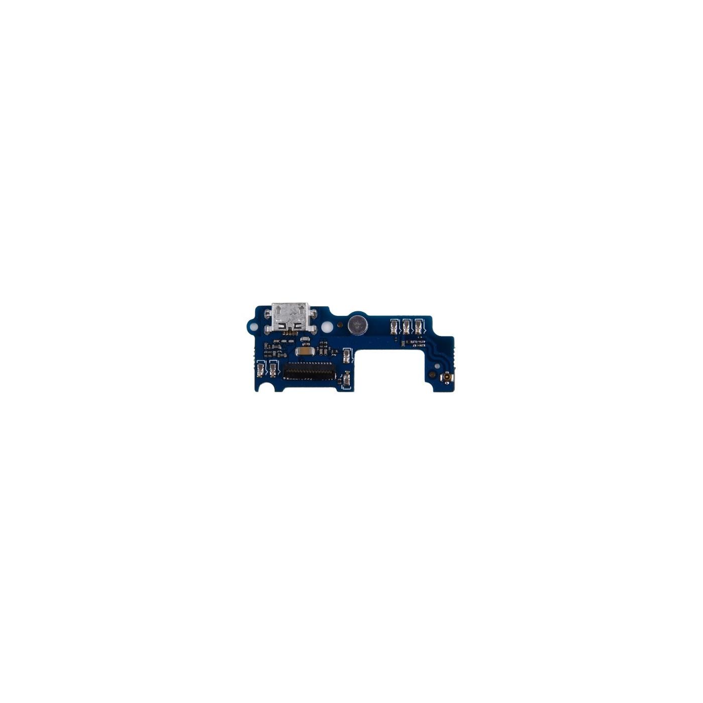 Conector de carga plana y flexible para Huawei Enjoy 5 data dock