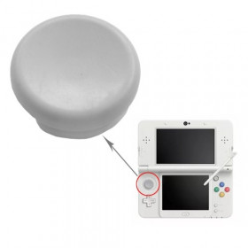 LEVER SPARE KEYS ANALOG CONTROLLER WHITE 3DS Gamepad