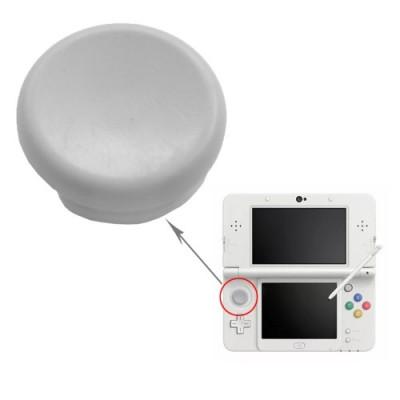 Leve Tasti Analogici Ricambio Controller Per 3Ds Bianco Joypad
