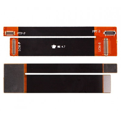 Probador LCD y digitalizador para la prueba del extensor de cable plano flex iphone 6S