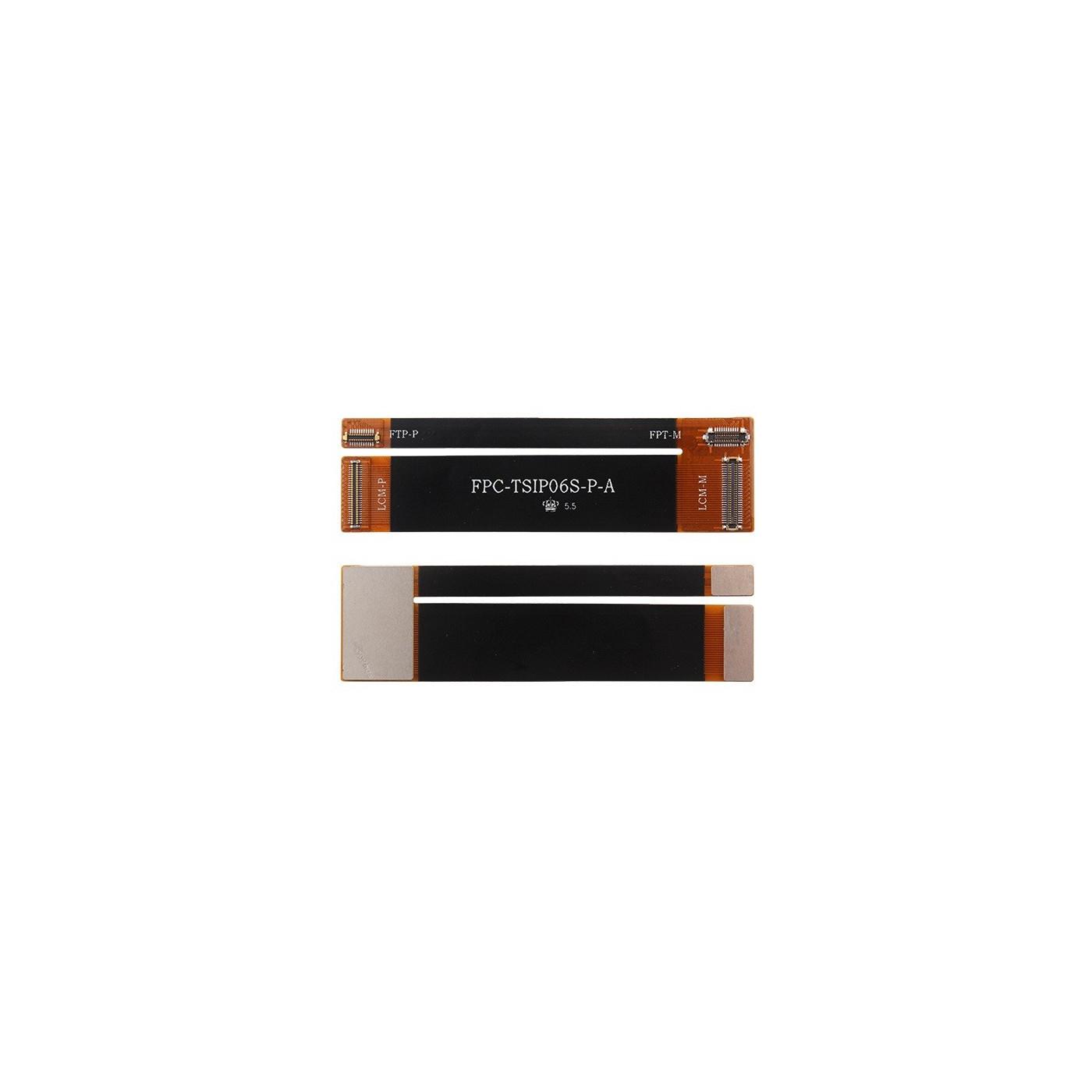 Testeur LCD et numériseur pour iPhone 6S PLUS test d'extension de câble plat